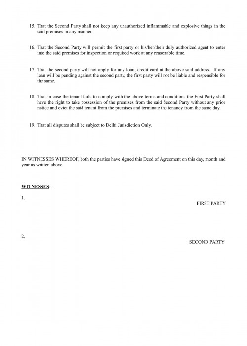 RENT AGREEMENT-3